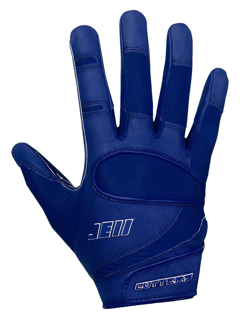 Cutters Gloves Signature Gloves, Navy, Small