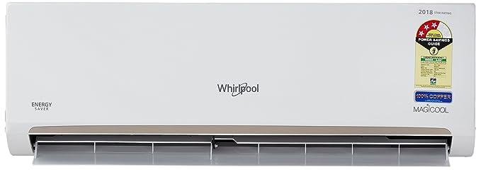 Whirlpool 1 Ton 3 Star (2018) Split AC (Copper, 1.0T MGCL DLX 3S COPR, White)