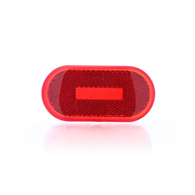 Optronics A-31RBP Red Replacement Lens: Automotive