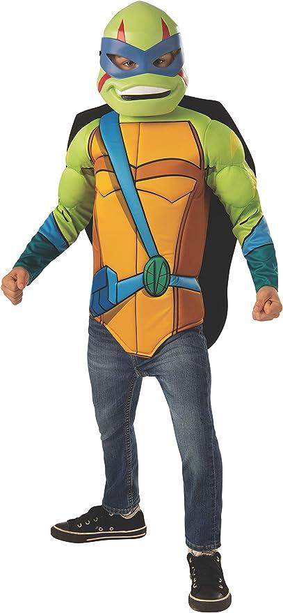 Teenage Mutant Ninja Turtles Deluxe Leonardo Dress Child Costume