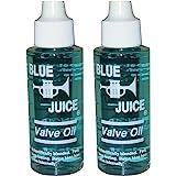 Blue Juice 2 Fluid Oz. Trumpet Valve Oil