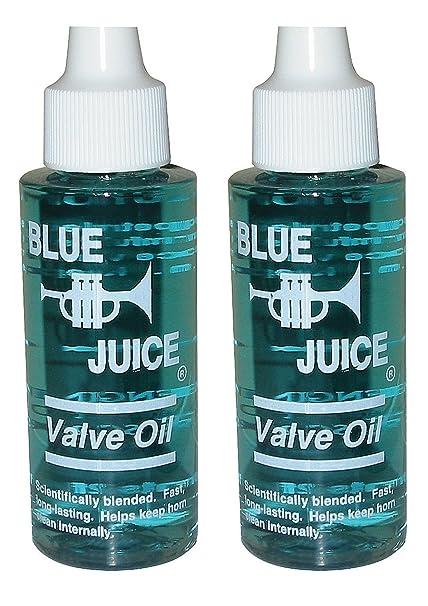 Amazon com: Blue Juice 2 Fluid Oz  Trumpet Valve Oil: Musical