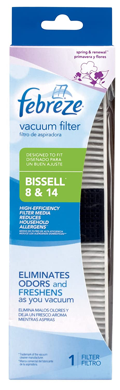Febreze Bissell Style 8 & 14 Replacement Vacuum Filter 99K11