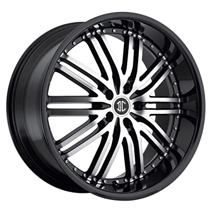 Amazon 440 Inch 440x44040 40Crave No 440 Black Wheel Rim 40x1140 Bolt Best 5x115 Bolt Pattern Rims