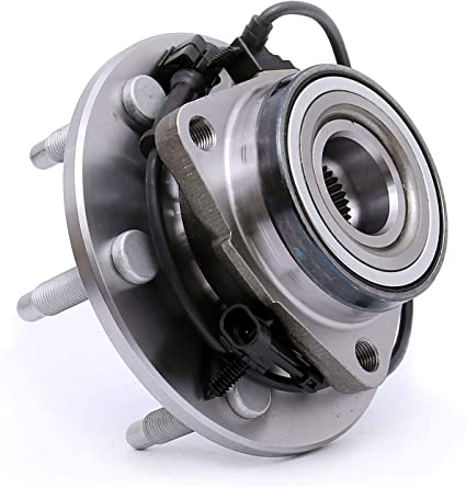 Pair Front Wheel Hub Bearing for 2000 Chevrolet Tahoe Z71-4WD//AWD ONLY 2