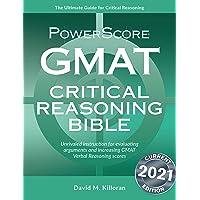 Powerscore GMAT Critical Reasoning Bible: 1