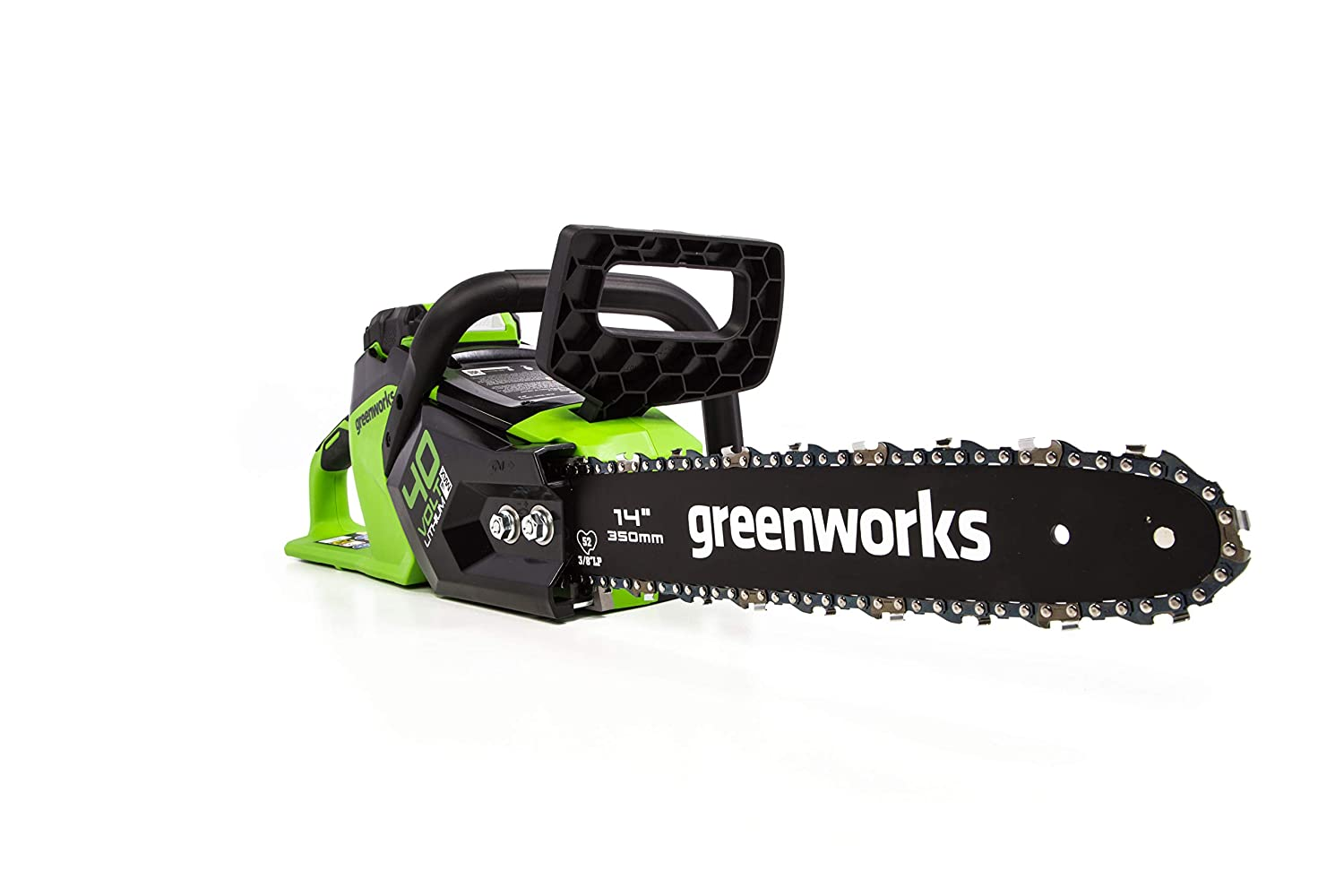 Greenworks CS40L01 featured image