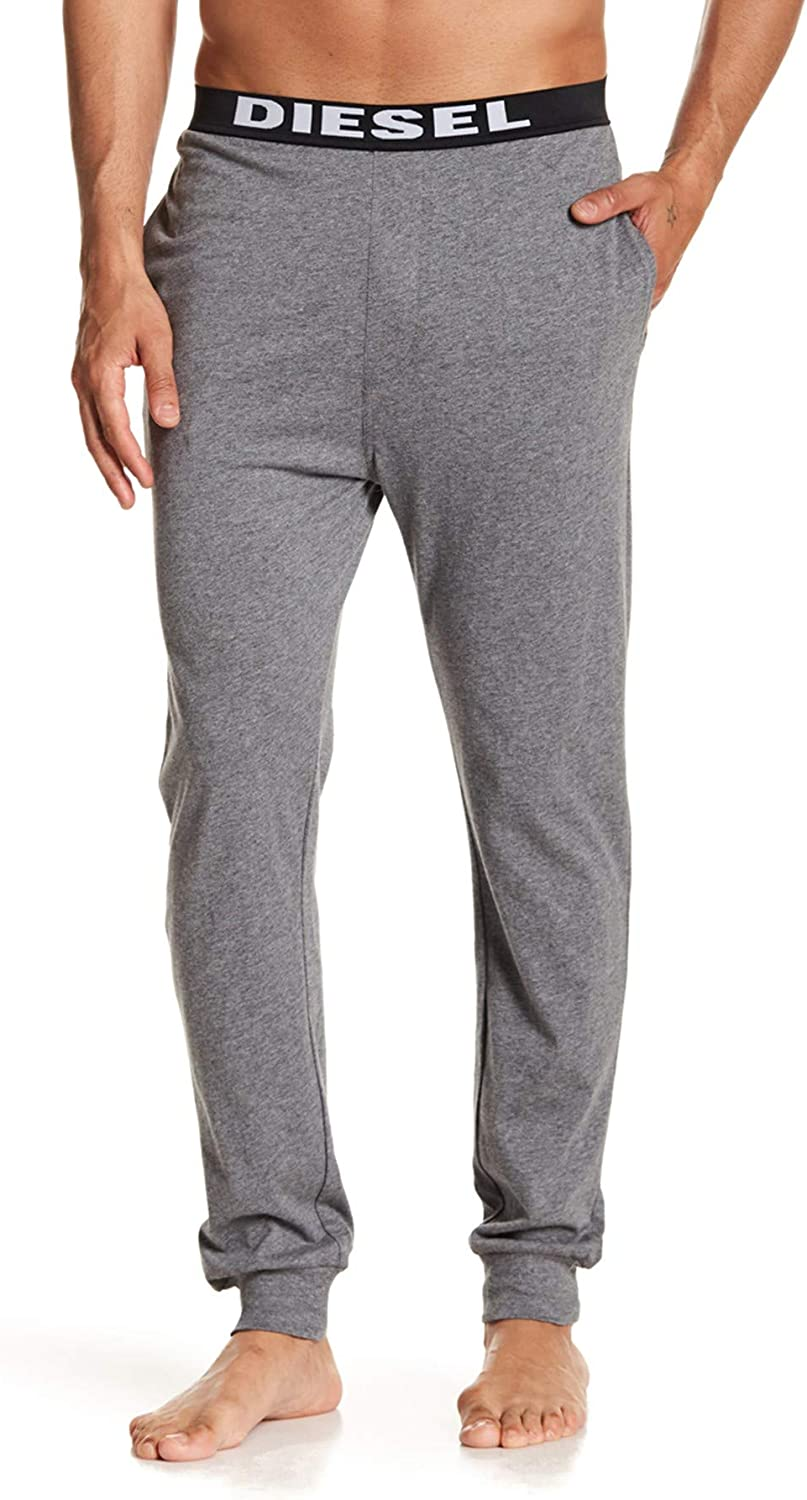 Diesel Julio Lounge Jogger Pants, Melange Grey