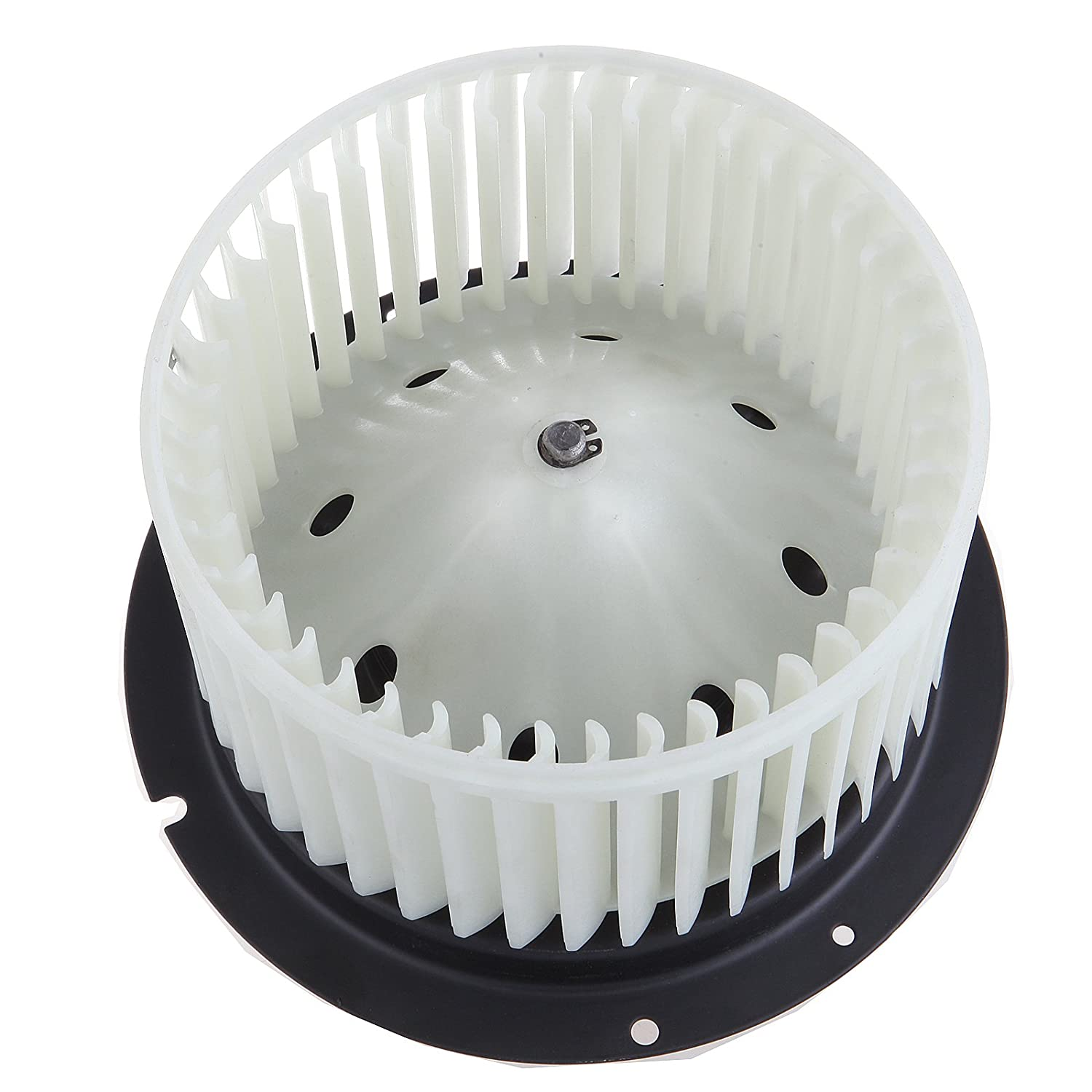 ABS plastic Heater Blower Motor w/Fan Cage ECCPP fit for 2000-2005 Ford Excursion /1999-2007 Ford F250 /1999-2007 Ford F350 /1999-2003 Ford F450 Truck /1999-2003 Ford F550 Truck 058378-5211-0939442