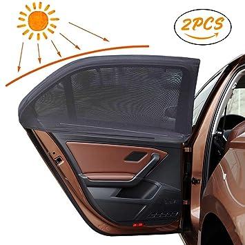 Sonnenschutz Auto Seitenscheibe Korostro Sonnenblende Auto Baby Mit