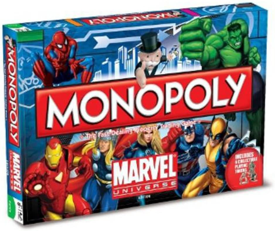 Winning Moves Marvel - Juguete: Amazon.es: Juguetes y juegos