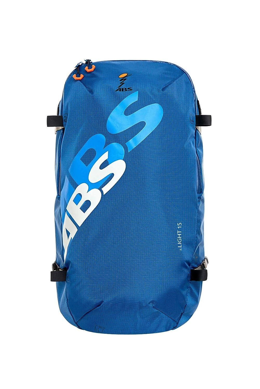 ABS Unisex– Erwachsene Lawinenrucksack Zip-On 15, Packsack für P.Ride Compact und S.Light Base Unit, 15L Volumen, Fach für Sicherheitsausrüstung, Ski-und Snowboardhalterung, Helmnetz