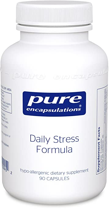 Image result for Pure Encapsulations - Daily Stress Formula