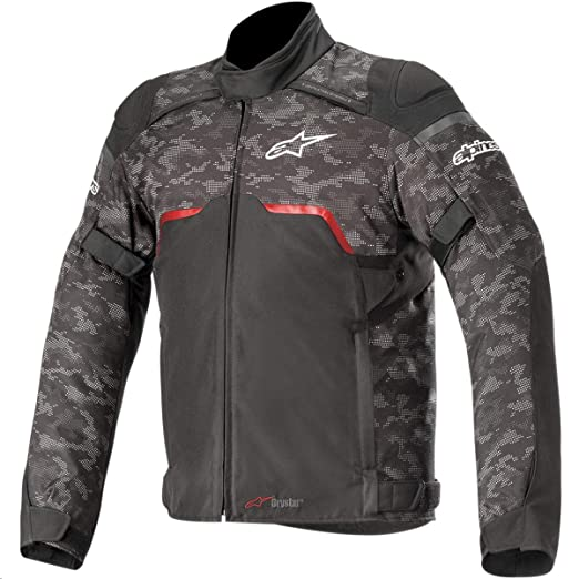 Alpinestars Chaqueta Moto Impermeable Hyper Drystar Negro ...