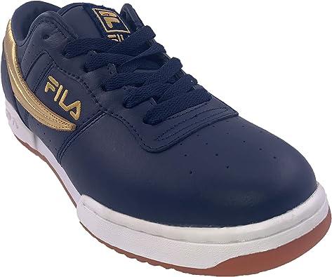 Fila - Zapatillas deportivas para hombre, color azul marino ...