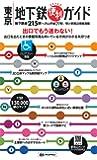 東京 地下鉄 便利ガイド (地下鉄 路線図 | マップル)