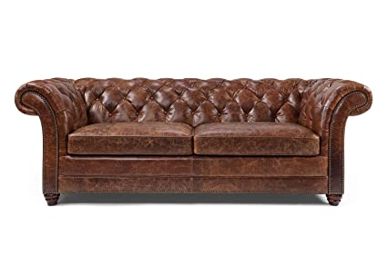 Perfect Westminster Chesterfield Leather Sofa By Rose U0026 Moore