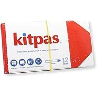 Kitpas Crayon Medium 12 Colours