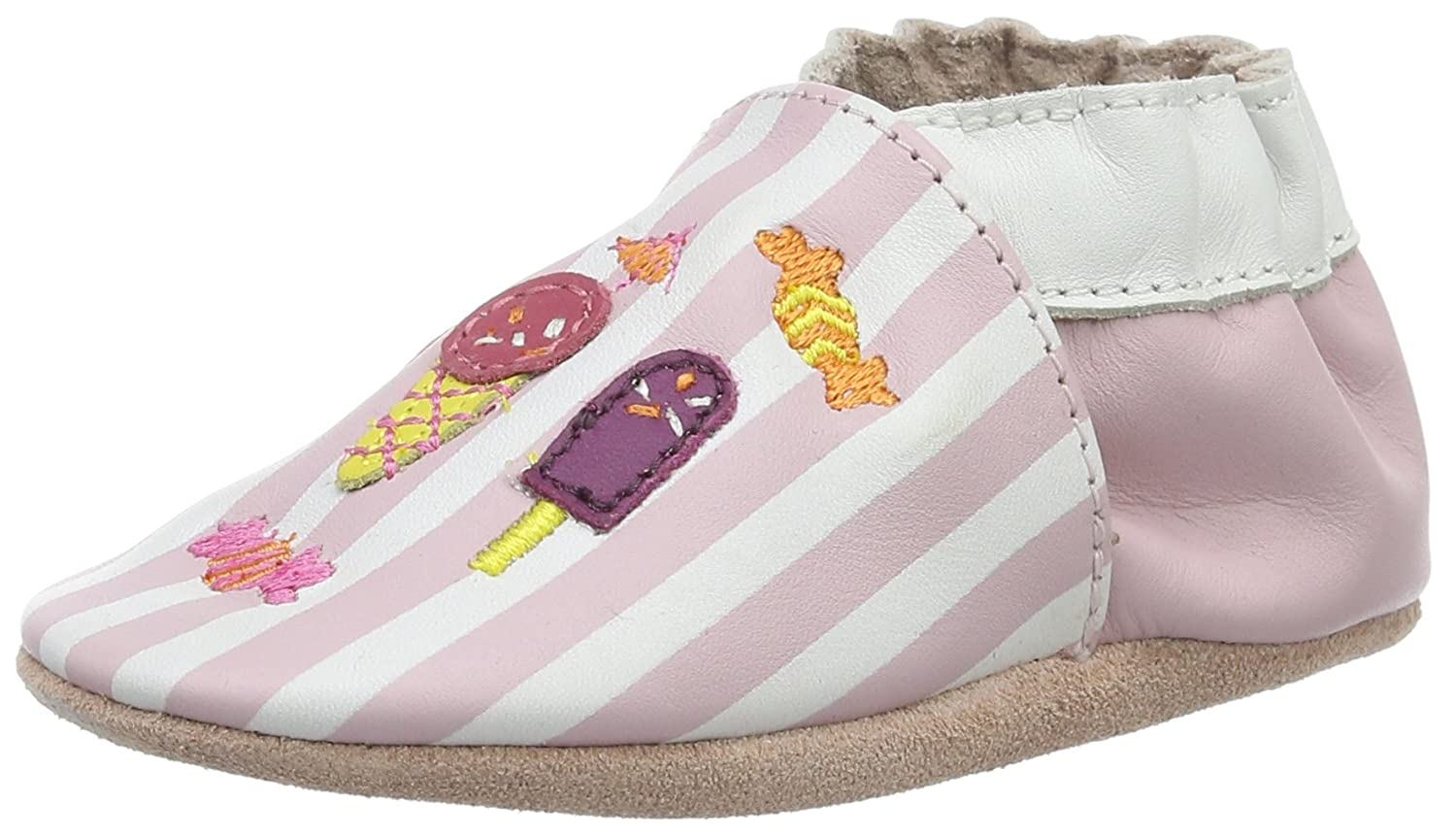 Robeez Candy Shop, Baby Girls' Babyshoes and Slippers Baby Girls' Babyshoes and Slippers 547570-10