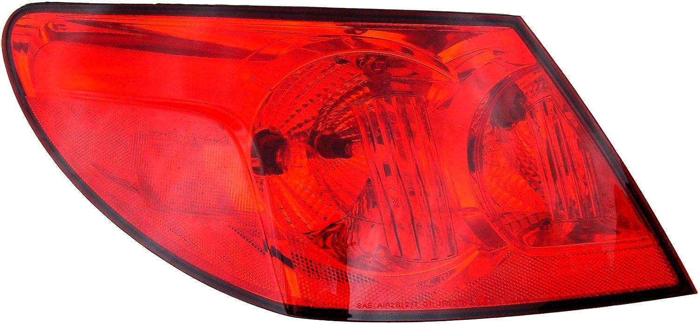 2011-2013 Dodge Durango DRIVERS LEFT SIDE REAR BACK UP LIGHT LAMP OEM NEW MOPAR