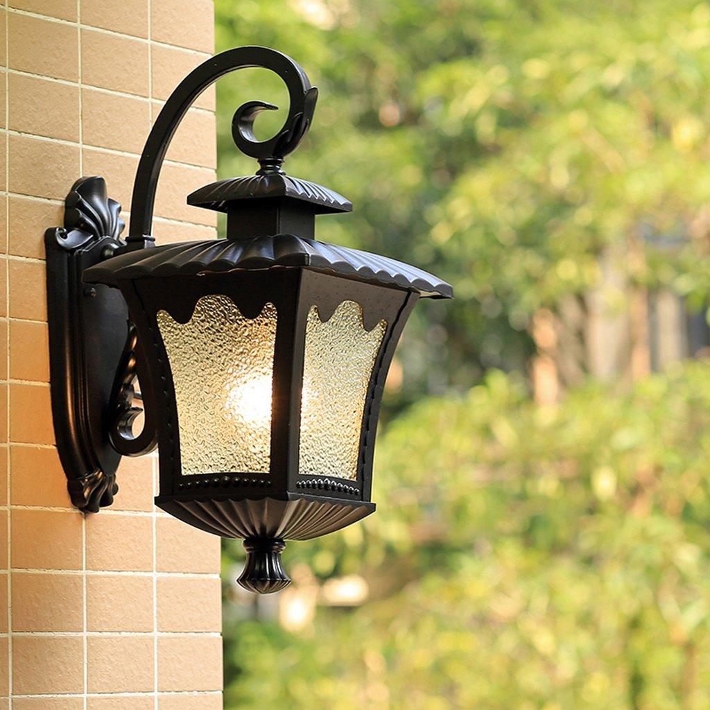 AMOS Corridoio della lampada da parete della lampada da parete a led d'epoca Corridoio americano impermeabile cortile cortile LED luci a LED