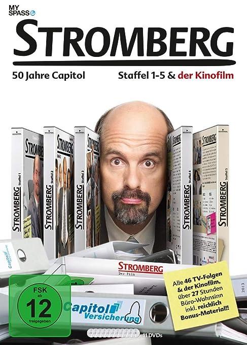 Stromberg DVD Box - Blu Ray