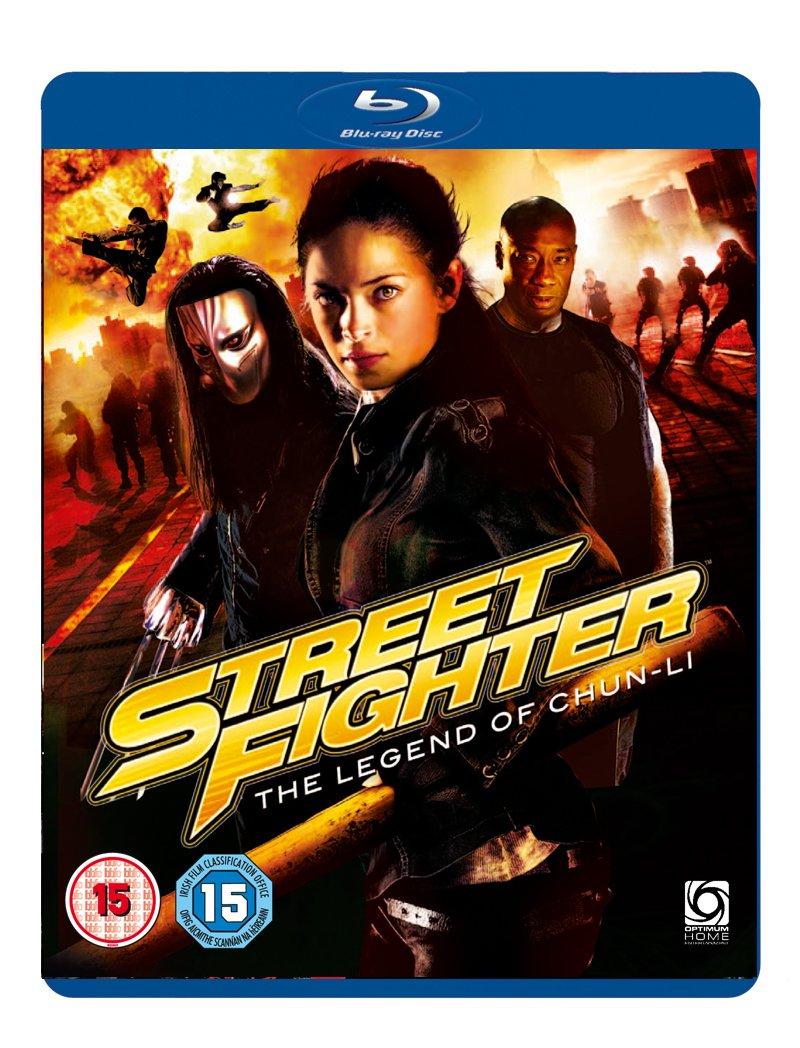 Streetfighter - Legend Of Chun-Li Edizione: Regno Unito ...