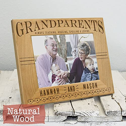 personalized picture frame for grandparents gift for grandparents picture frame for grandparents gift - Christmas Ideas For Grandparents