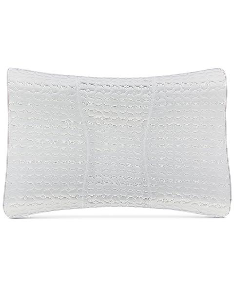 "Tempur-Pedic Dual Position Support Memory Foam Pillow - Ergonomic Design -  Queen 24.5"""