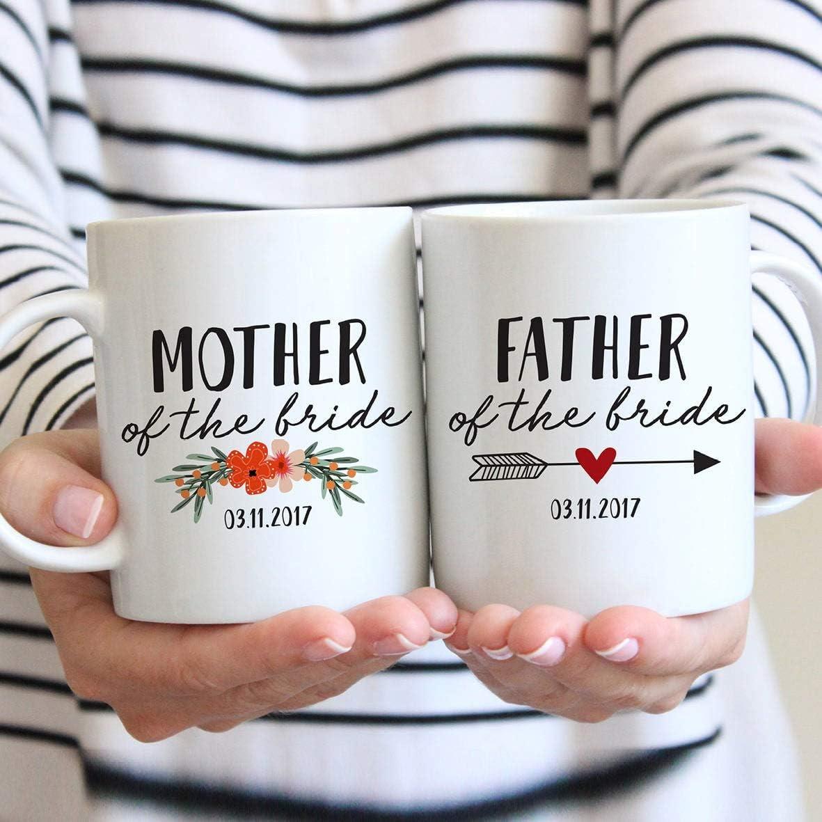 Brautmutter Tasse, Geschenk Brauteltern, Geschenke Eltern Hochzeit