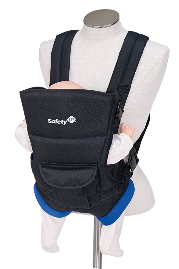 Safety First Youmi Baby Carrier Parents and Forward Facing (Blue) Front Carriers at amazon