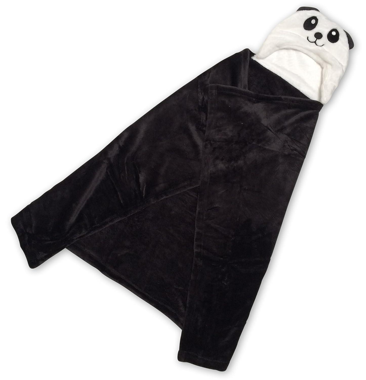 Lexikind Hooded Baby Towel Duck Cosy Microfibre Bathrobe Poncho