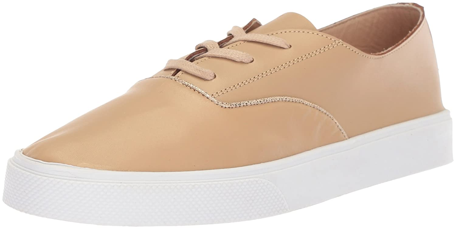 KAANAS Women's Varadero Lace-up Fashion Sneaker B076FLD3FK 10 B(M) US|Almond