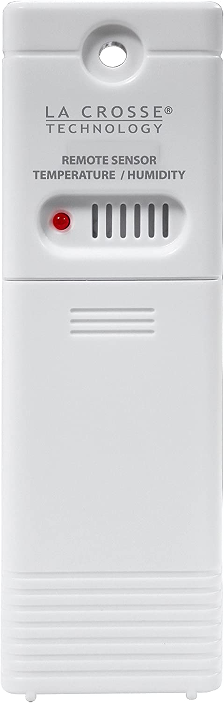 La Crosse Technology TX141TH-BV2 Wireless Outdoor Thermo-Hygrometer Transmitting Sensor