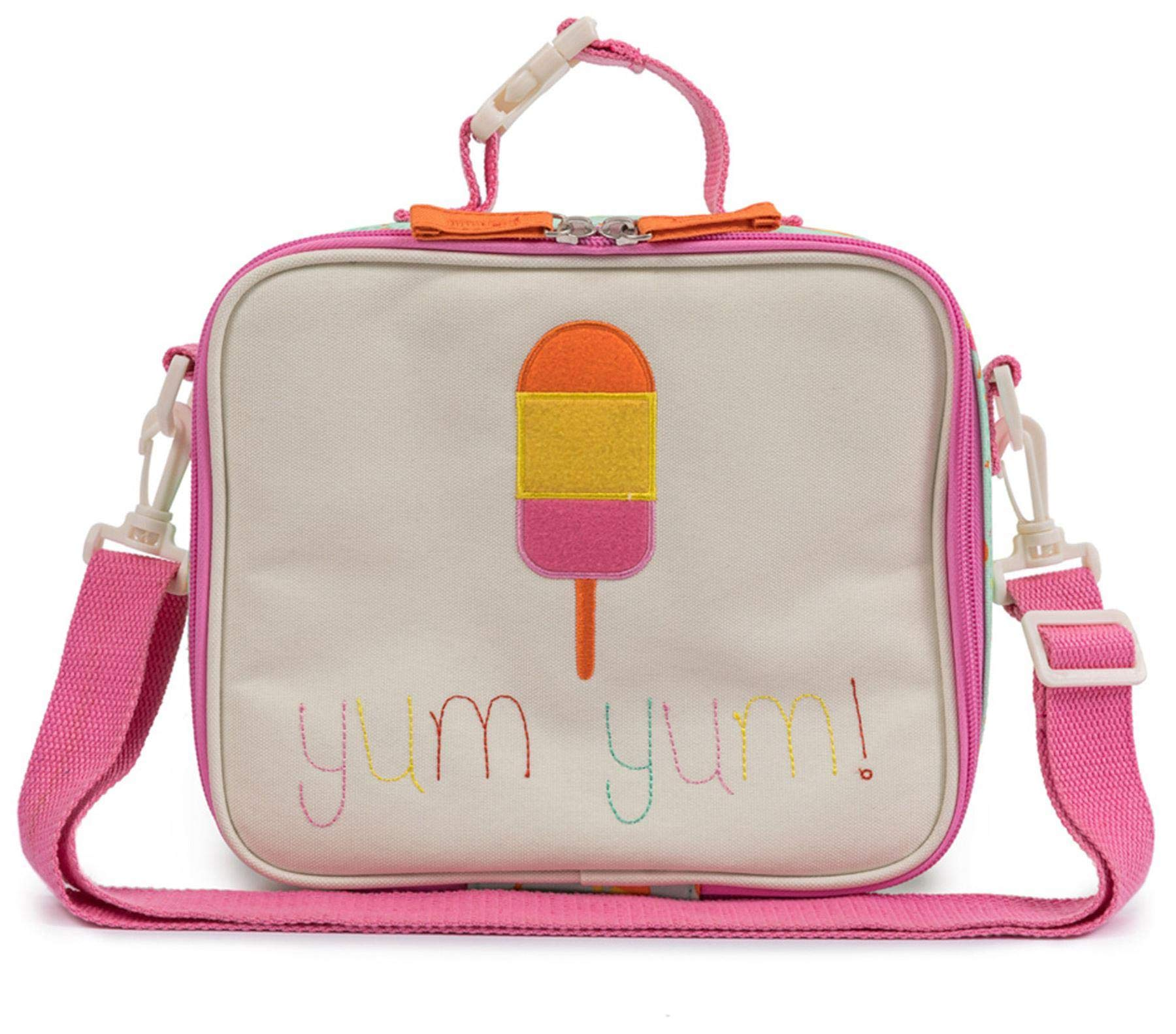 Pink Lining Child Lunch Box - Lolly Pop