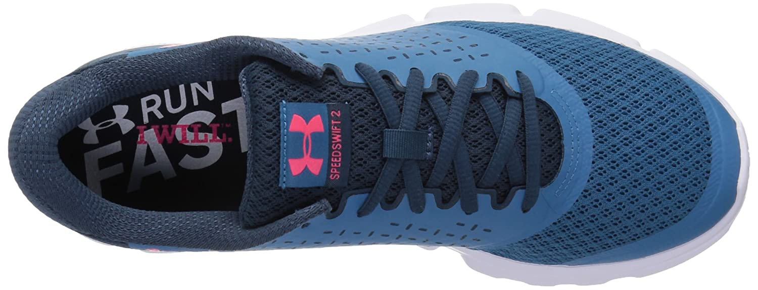 Under Armour Damen Ua Blau W Micro G Speed Swift 2 Laufschuhe Blau Ua (Bayou Blau) 6fc684