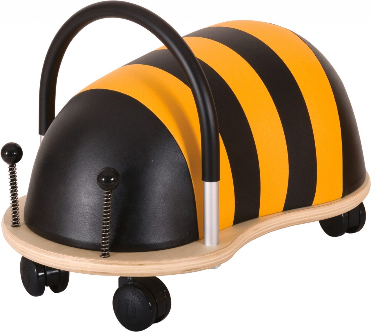Hippychick - WBBEEL - Wheelybug Bee Ride-on - Trottinette - Large 5050053149459
