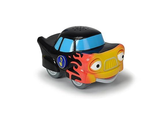 DICKIE Toys 203121001 Héroes de la Ciudad - Tobi Turbo eléctrico Juguete Auto Incluye Tarjeta de colección: Amazon.es: Juguetes y juegos