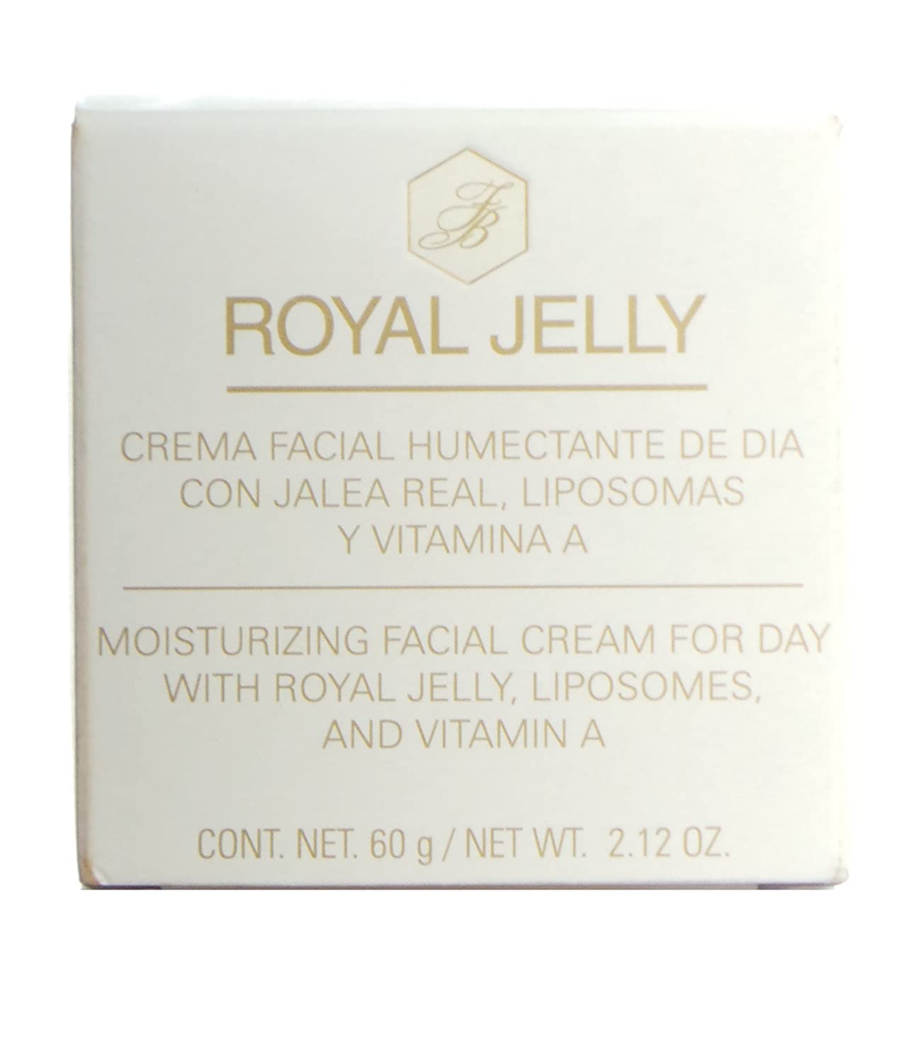 Amazon.com: Armand Dupree Moisturizing Facial Cream Day Royal Jelly Liposomes Vitamin A 60 g / 2.12 oz SRN: Beauty