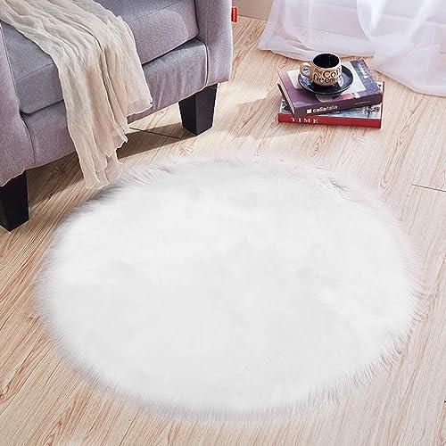 Owlike 1PC Super Soft Carpet Mat Blanket Chair Cover Cushion