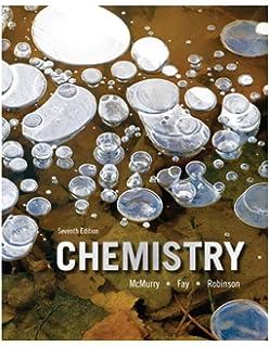 Chemistry (6th Edition): John E  McMurry, Robert C  Fay