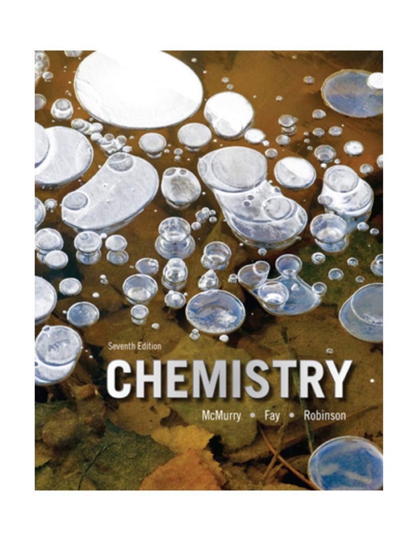 Chemistry (7th Edition): John E. McMurry, Robert C. Fay, Jill Kirsten  Robinson: 9780321943170: Chemistry: Amazon Canada