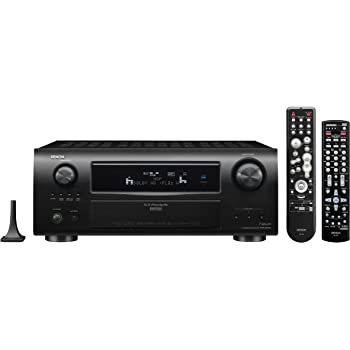 Amazon.com: Denon AVR3310CI 7.1-Channel Network Home Theater ...