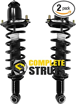 Front Right Complete Strut Assembly w// Coil Spring Fits 2003-2008 Toyota Matrix