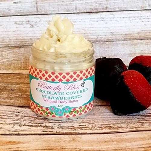 Amazon com: Chocolate Covered Strawberries Whipped Body