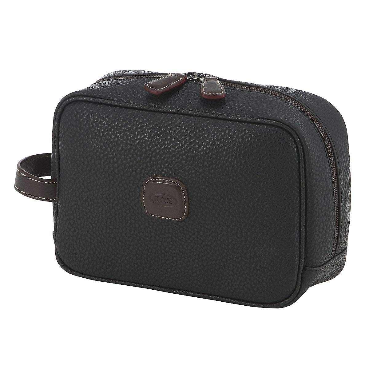 B00EE7XQOW Bric's Magellano Traditional Shave Case (One Size, Black) 71D7KPnIWjL._SL1200_