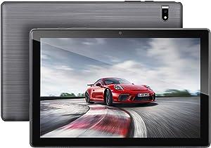 HAOVM Mediapad P10 10inch Tablet, Android 10.0 Pie, Octa-Core 1.6GHz Processor, 3GB RAM 32GB Storage 8.0MP Camera, 10.1