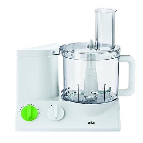 Braun 0X22011001 Robot da Cucina, 800 W, Bianco: Amazon.it: Casa e ...