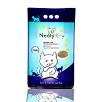 NeatyKitty Scented Premium Clumping Cat Litter, 5 kg