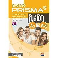 Nuevo prisma. Fusion A1/A2. Libro del alumno. Per le Scuole superiori. Con CD Audio. Con espansione online